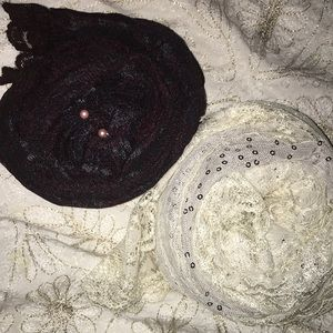 Accessories - Lace Scarves/wraps/hijab